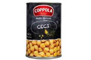 Coppola Chick Peas Tin 400 gm