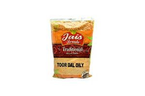 Jais Fresh Toor Dal Oily 1KG
