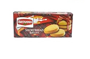 Britannia Shortbread Biscuits 150 gm