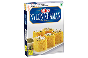 Gits Nylon Khaman 180 GM