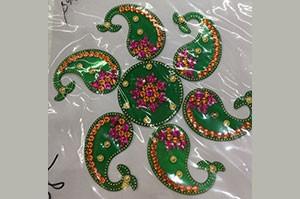 Decorative Rangoli (1)