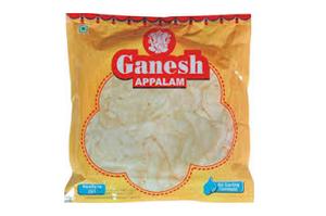 Ganesh Rice Papad Red Chilli 500 gm