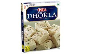 Gits Khata Dhokla 200 gm