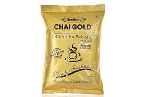 Geebees Chai Gold Masala Chai 140GM
