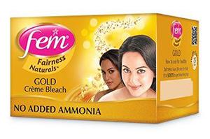Fem Gold Cream Bleach 64 gm