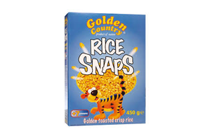 Golden Country Rice Snaps 450 gm