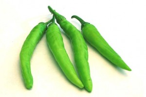 Green Chilli Packet