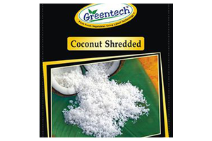 Greentech Coconut Shredded 340GM