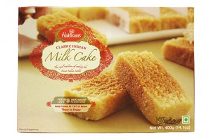 Haldiram Milk Cake 340GM