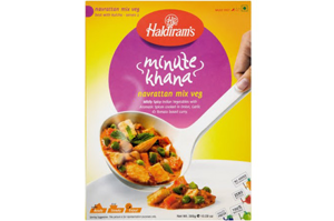 Haldiram's Navrattan Mix Veg 300GM