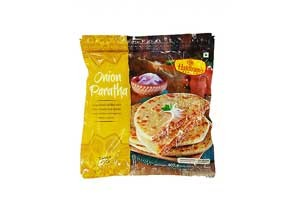 Haldiram's Onion Paratha 400GM