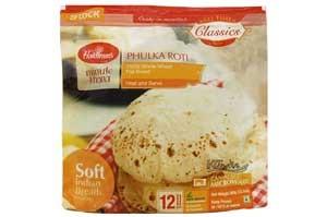 Haldiram's Phulka Roti 360GM