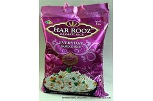 Har Rooz Everyday Basmati Rice 1 KG
