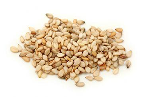 SR Sesame Seeds White 100 gm