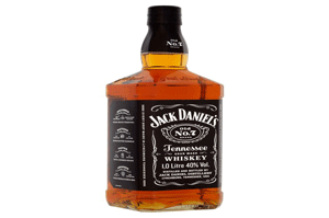 Jack Daniel`s Sour Mash Whiskey 1L