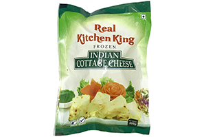 Kitchen King Indian Cottage Cheese 200 GM