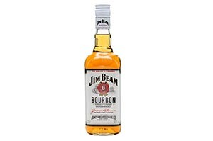 Jim Beam Bourbon Whiskey 1 Lt