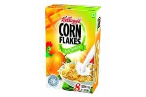 Kellogg's Corn Flakes Real Mango 300GM