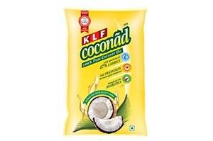 KLF Coconad 100% Pure Coconut oil 500 GM
