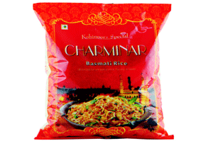 Kohinoor Charminar Rice 1 Kg
