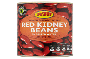 KTC Red Kidney Beans(In Salted water) 400GM