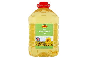 KTC Sunflower Oil 5L