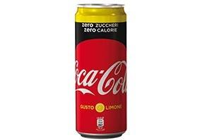 Lemon Coca Cola 330 ml
