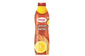 Guruji Lemon Barley 700 ml
