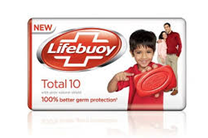 Lifebuoy Total Soap 62 gm