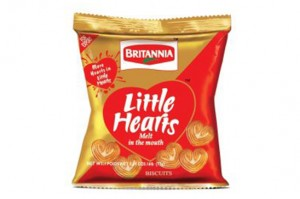 Britania Little Heart