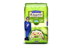 Daawat Rozana Rice 1 Kg