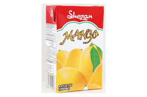 Shezan Mango Juice Tetra 250 ml