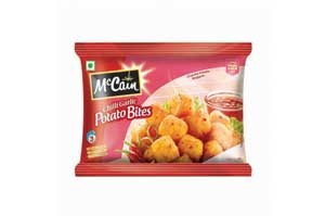 Mc Cain Chilli Garlic Potato Bites 200GM