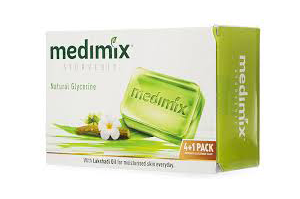 Medimix Natural Glycerine Soap 125 gm