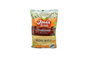 Jais Fresh Moong Whole 1KG