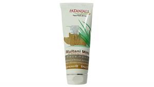 Patanjali Multani Mitti Face Pack 60g
