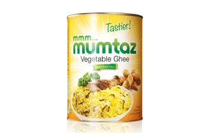 Mumtaz Pure Vegetable Ghee 4KG