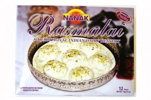 Nanak Rasmalai (20 pcs) 1 Kg