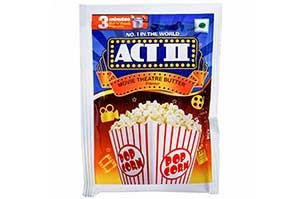 Act II Popcorn Movie Theatre Butter flavor 70gm