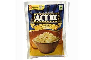 Act II Butter Delite Popcorn 70gm