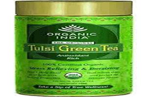 Organic Tulsi Green Tea 100 gm