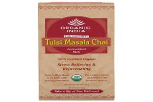 Organic Tulsi Masala Tea 100 gm