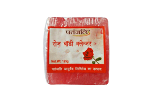 Patanjali Rose Body Cleaner 125gm