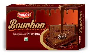 Bourbon Biscuit 60 gm