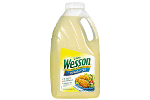 Wesson Pure Vegetable Oil 3.79L