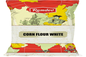 Ramdev Corn Flour White 400GM