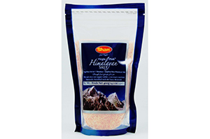 Shan Virgin Pink Himalayan Salt 400 GM