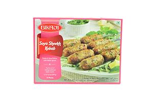 Bikaji Soya Sheekh Kebab 270 ML