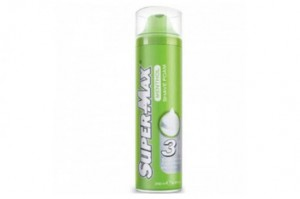 Supermax Menthol Shaving Foam 250ml