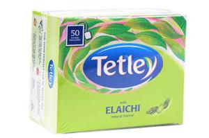 Tetley Elaichi Tea Bags (50 Bags)